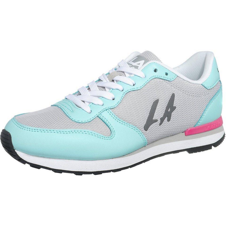 LA Gear Paradise Sneakers in grau-kombi