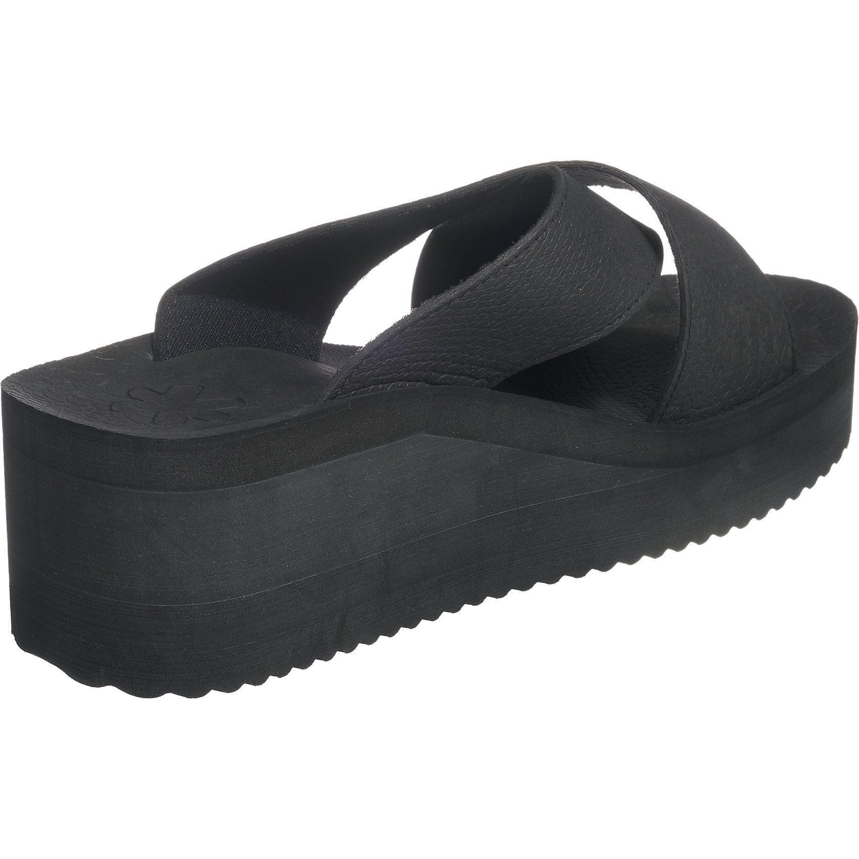 flip flop Pantoletten online kaufen  schwarz