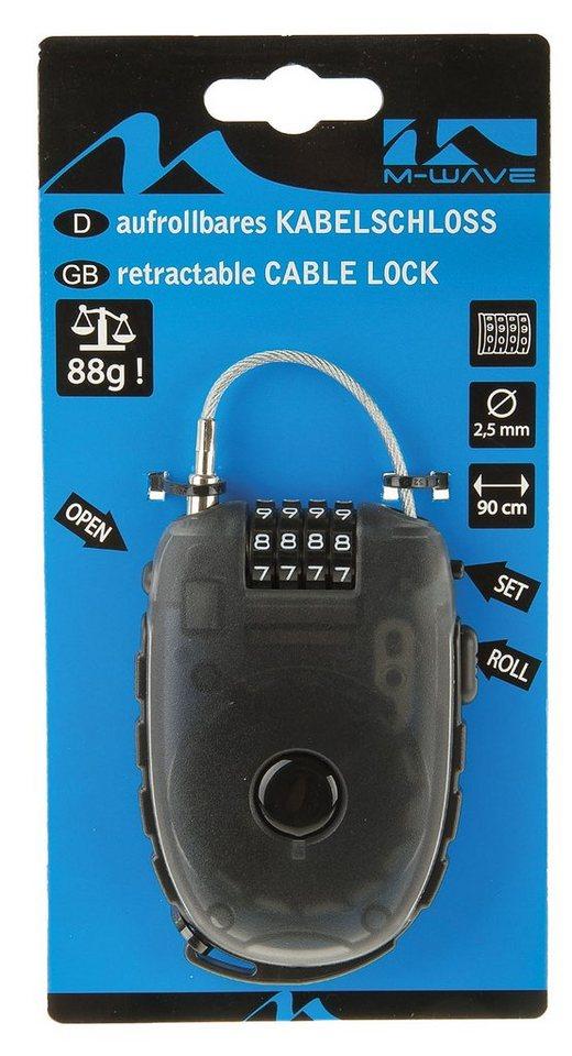 M-Wave Schloss, »Lock `n` Roll D 24.9«