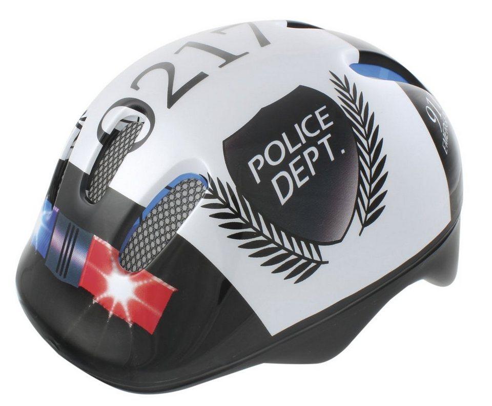 VENTURA Kinderhelm, Größe S, »Police«