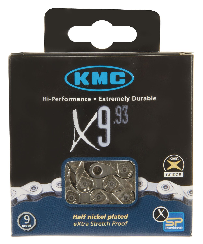 KMC Fahrradkette, »X 9 - 93«
