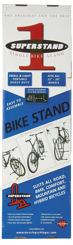 Willworx Fahrradständer im Einzelkarton, »Superstand«