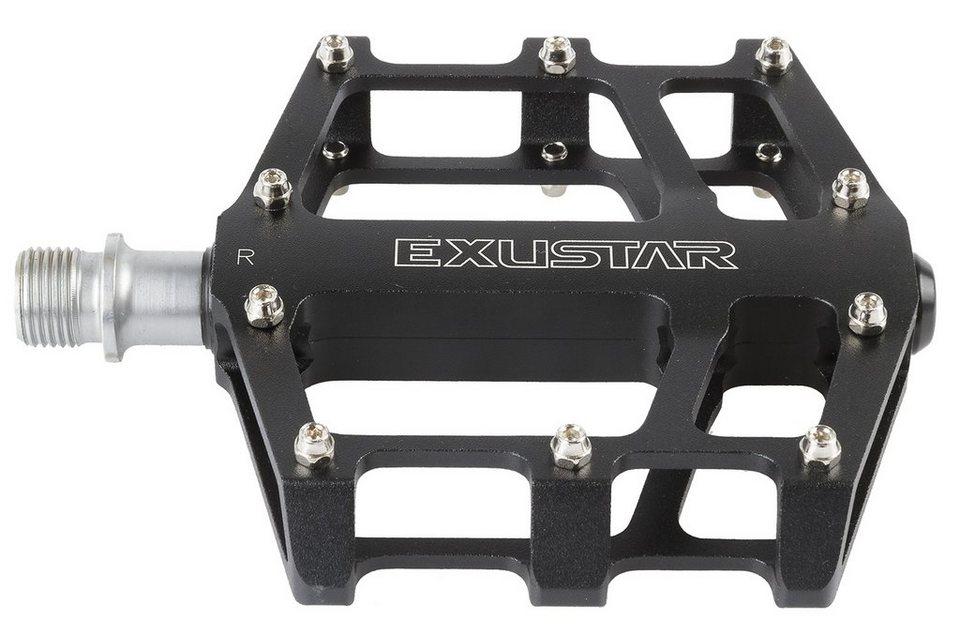 EXUSTAR 1 Paar Plattformpedale