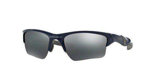 Oakley Herren Sonnenbrille »HALF JACKET 2.0 XL OO9154« in 915424 - blau/schwarz
