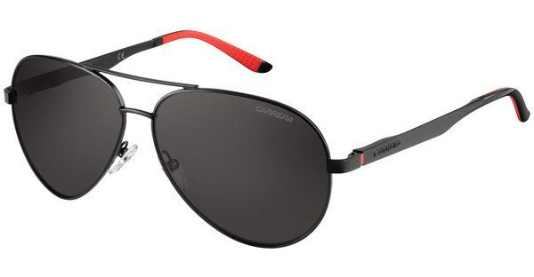 Carrera Herren Sonnenbrille » CARRERA 8010/S« in 003/M9 - schwarz/grau