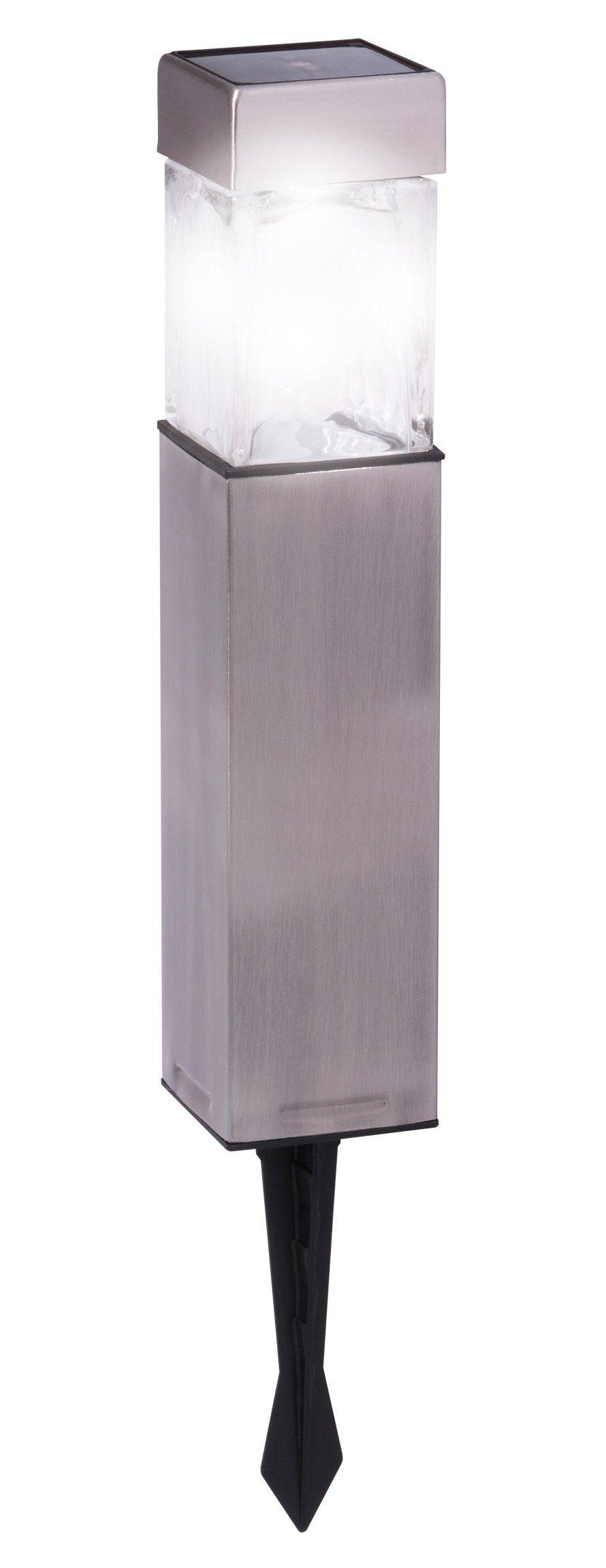 Duracell LED Solar Gartenlampe 4er Pack »GL004NP4DU 5 Lumen«