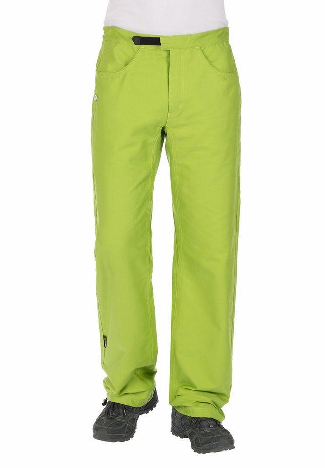 Edelrid Outdoorhose »Zapp Pants Men« in grün