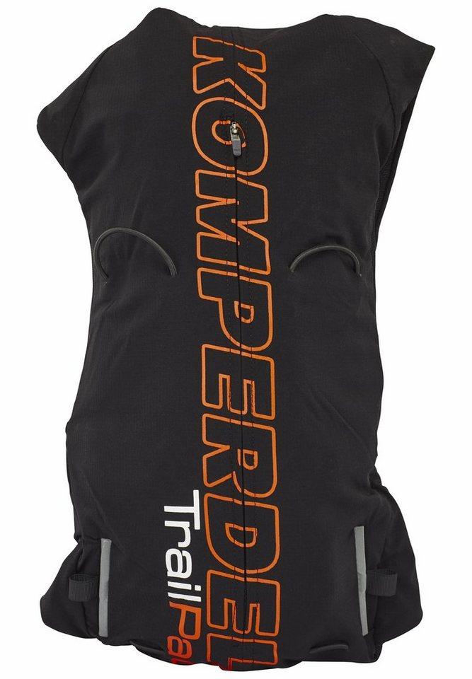 Komperdell Sport- und Freizeittasche »Speed Pack M« in schwarz