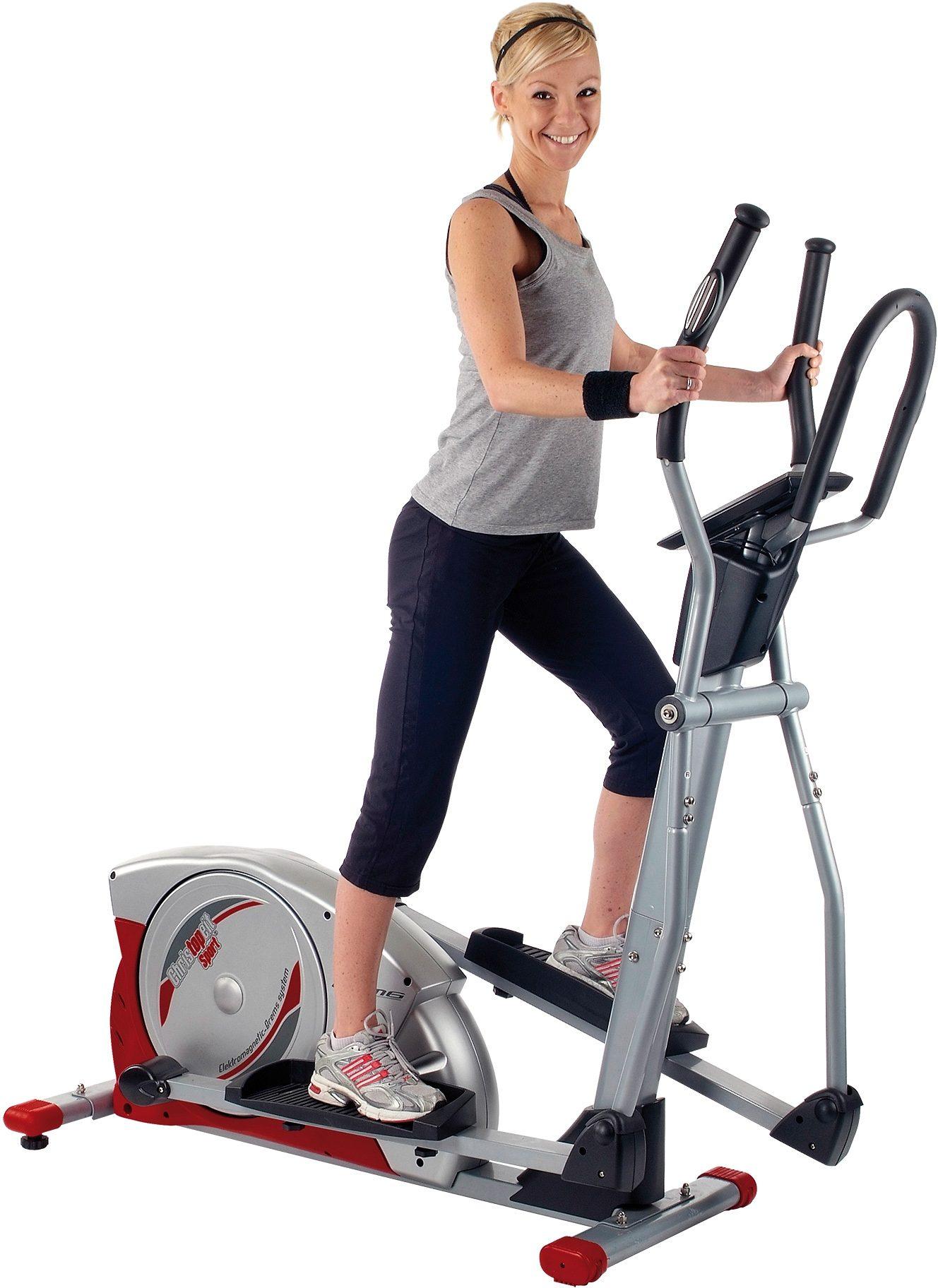 Crosstrainer-Ergometer, Christopeit Sport®, »CXM 6«, inkl. Brustgurt