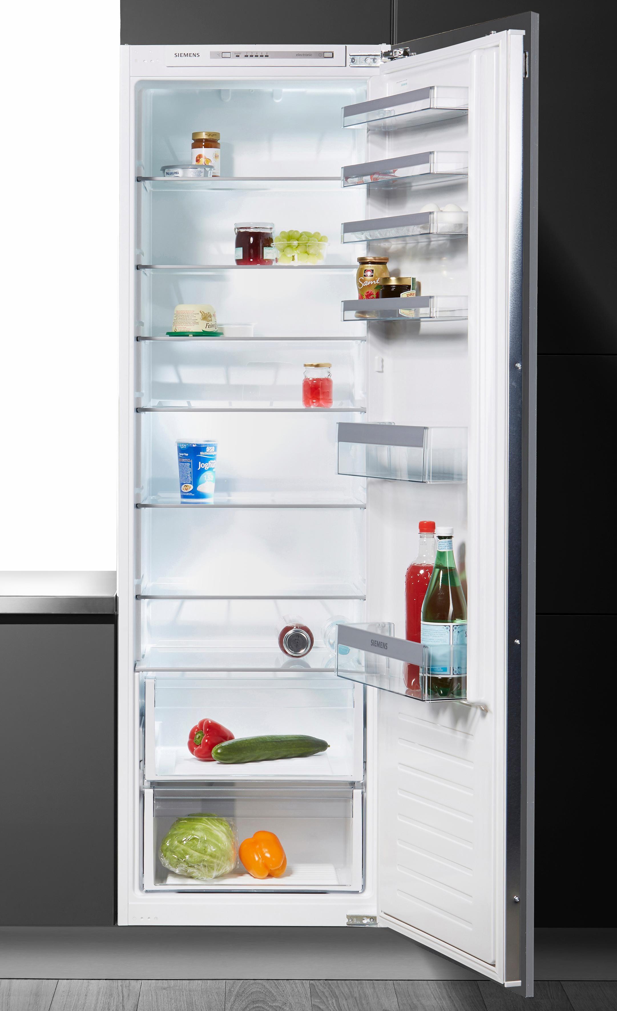Siemens Einbau-Kühlautomat KI81RVF30, Energieklasse A++, hyperFresh