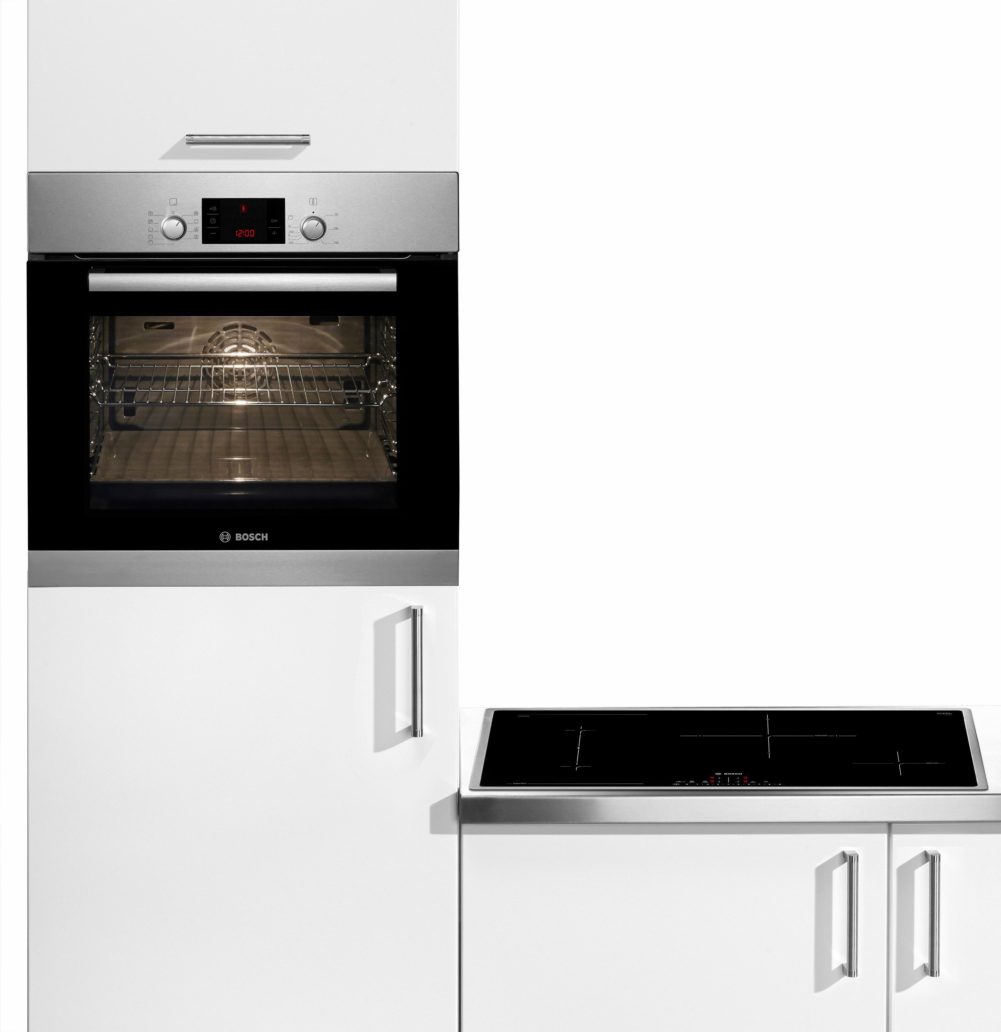 Bosch Flex-Induktions-Backofen-Set HBD38PC51, Energieklasse A