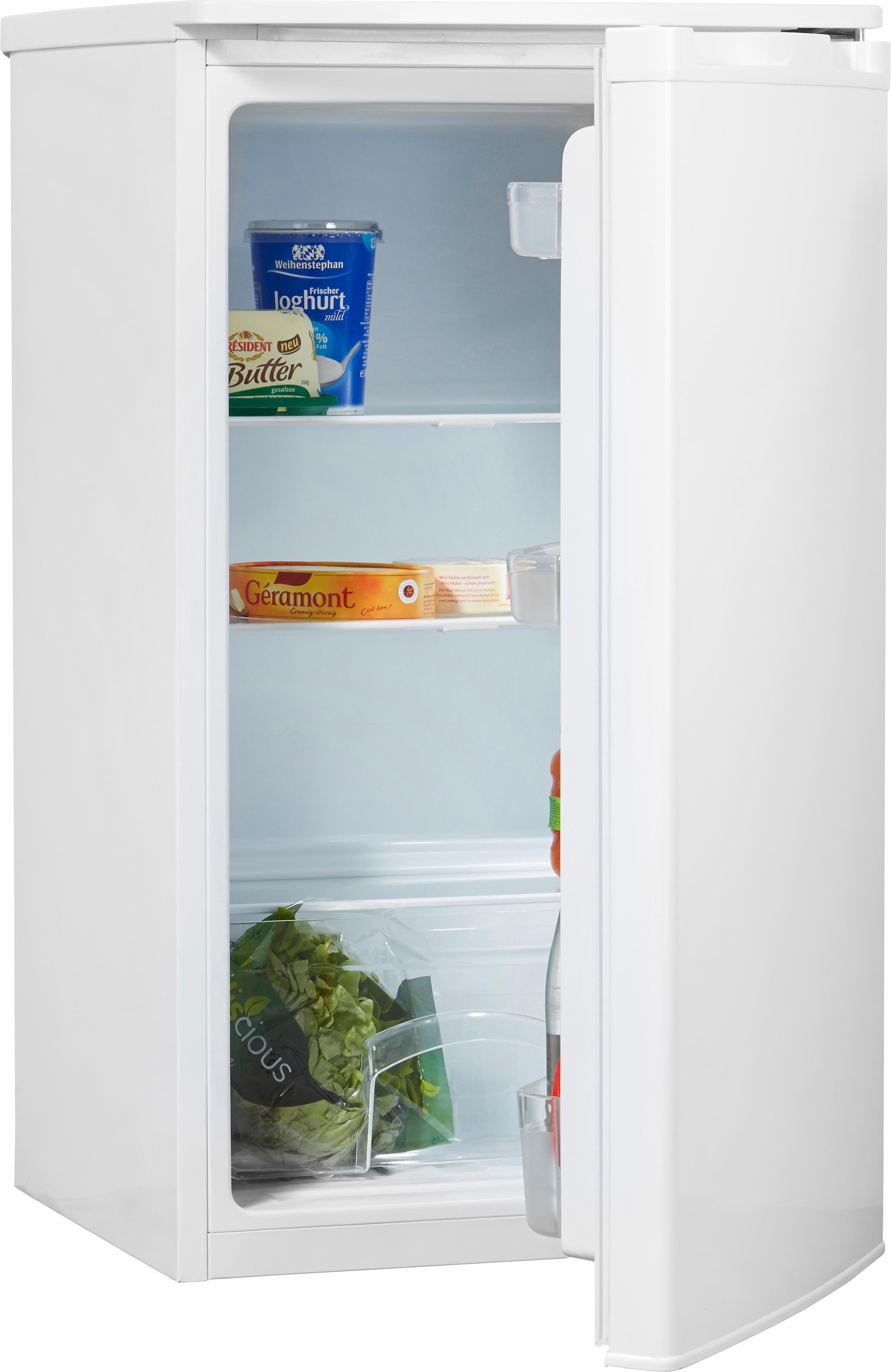 Hanseatic Kühlschrank HKS 8548A2, Energieklasse A++, 84,2 cm hoch