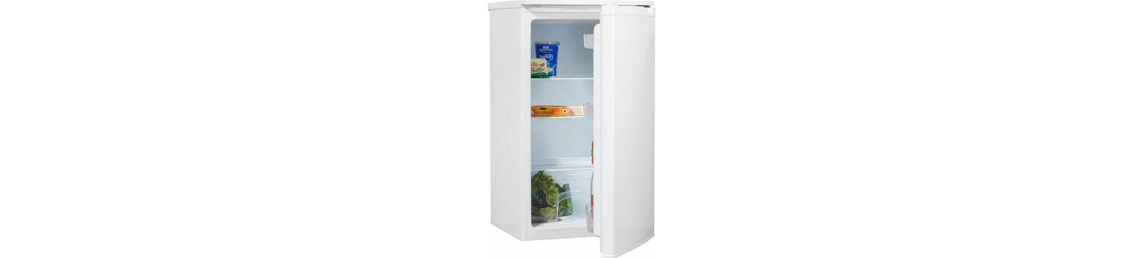 Hanseatic Kühlschrank HKS 8548A1, Energieklasse A+, 84,2 cm hoch