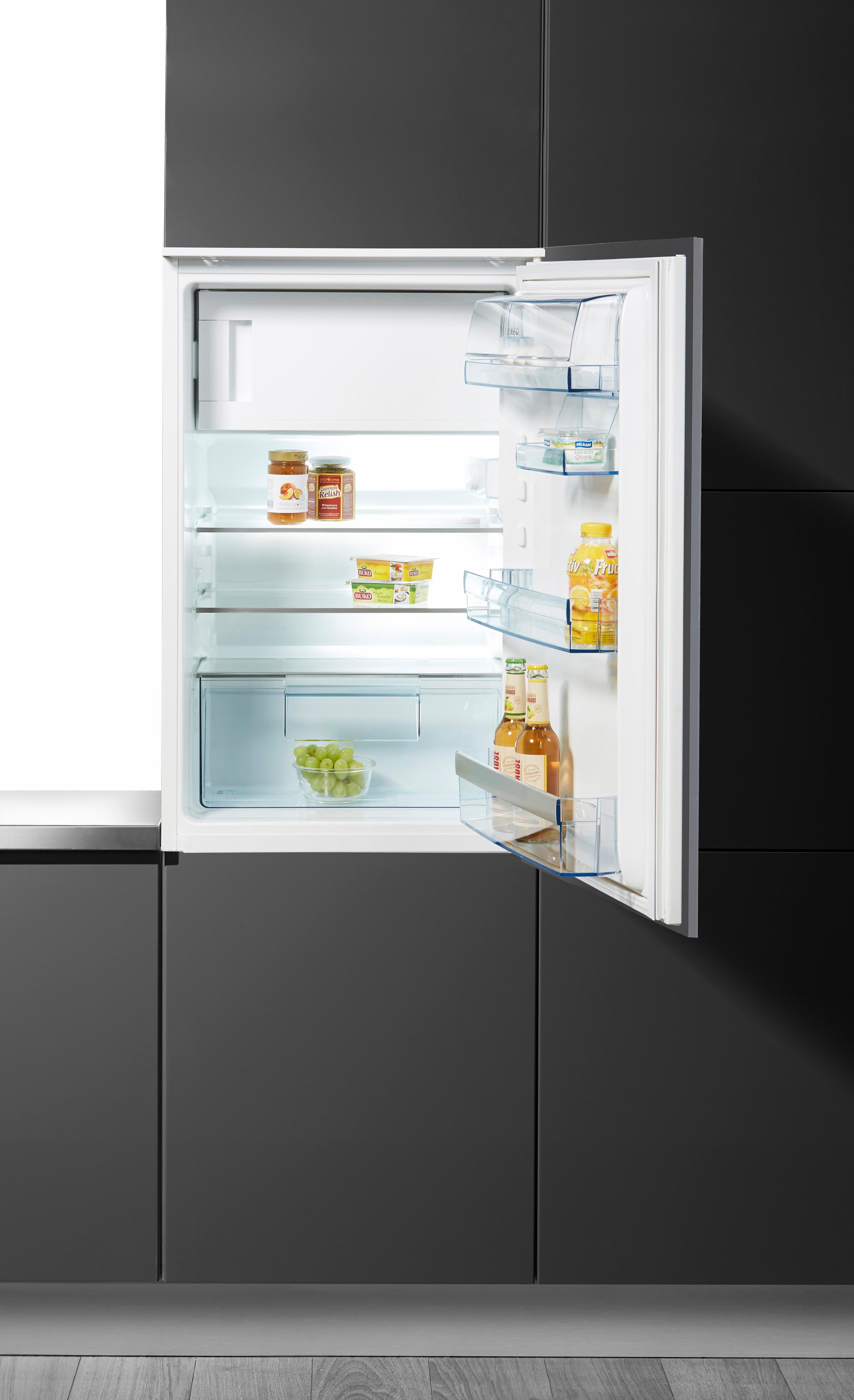 AEG integrierbarer Einbaukühlschrank SKA68840S3, Energieklasse A++, 88 cm hoch