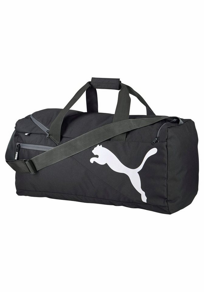 PUMA Sporttasche »FUNDAMENTALS SPORTS BAG« in schwarz