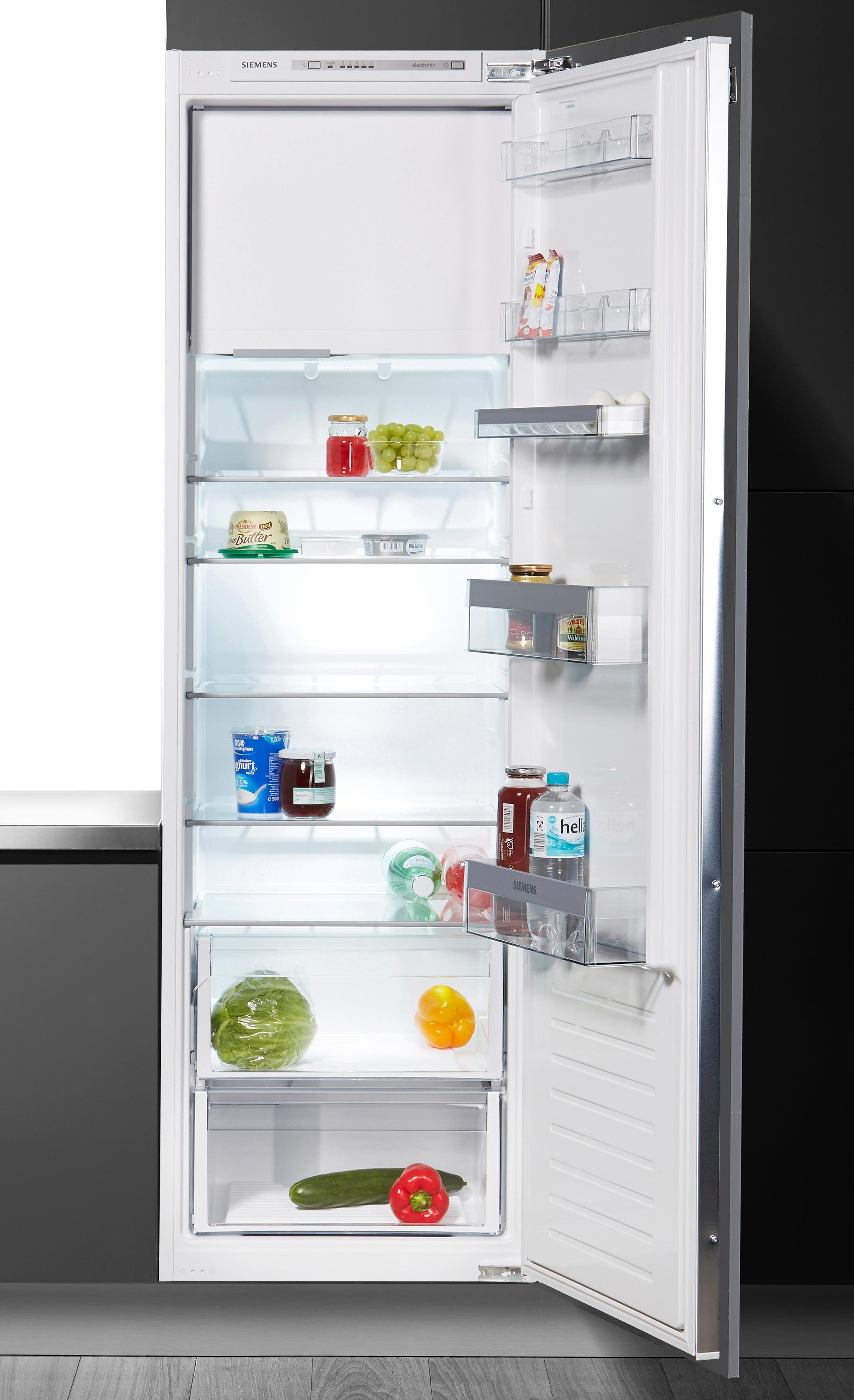 Siemens Einbau-Kühlautomat KI82LVF30, Energieklasse A++, hyperFresh
