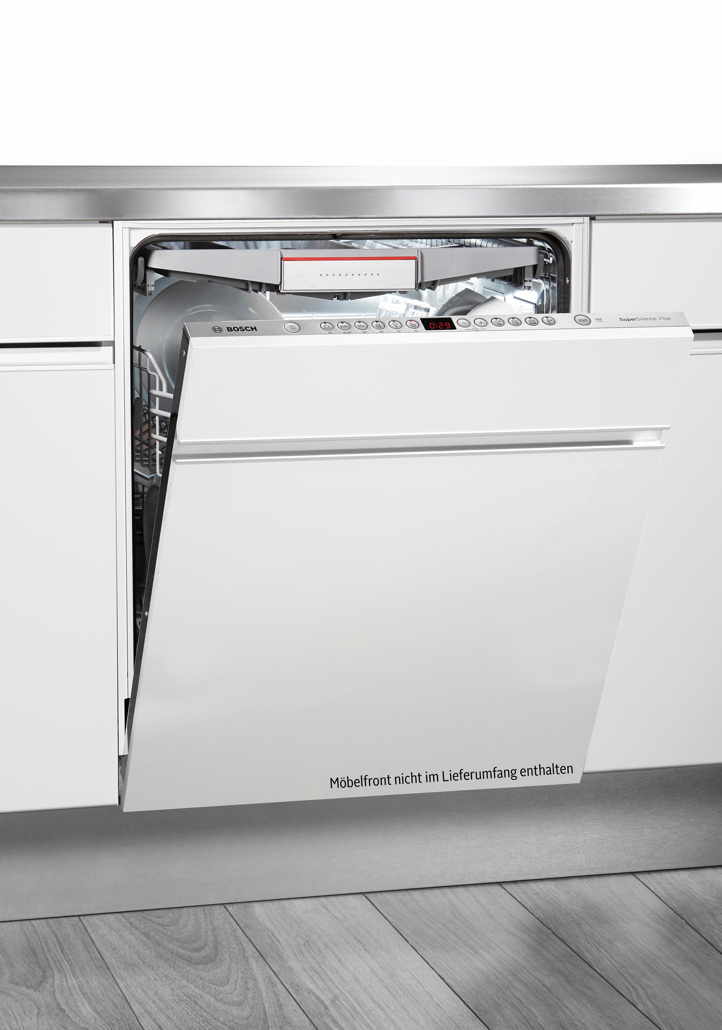 Bosch vollintegrierbar Einbaugeschirrspüler SMV69P40EU, A++, 9,5 Liter, 14 Maßgedecke