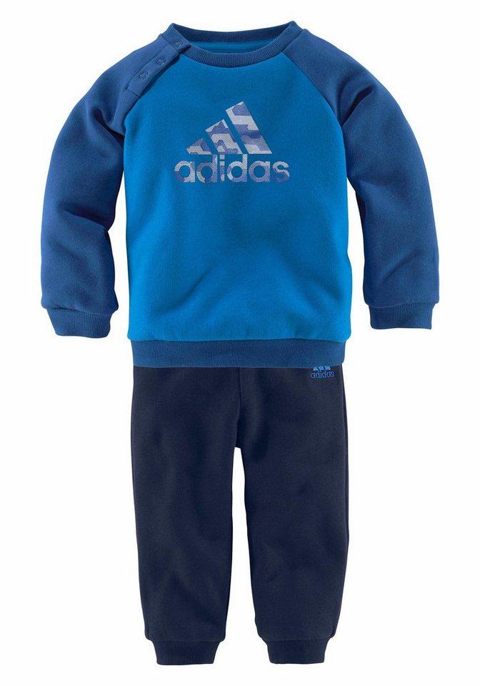 adidas Performance Jogginganzug »INFANTS LOGO JOGGER« in blau-marine