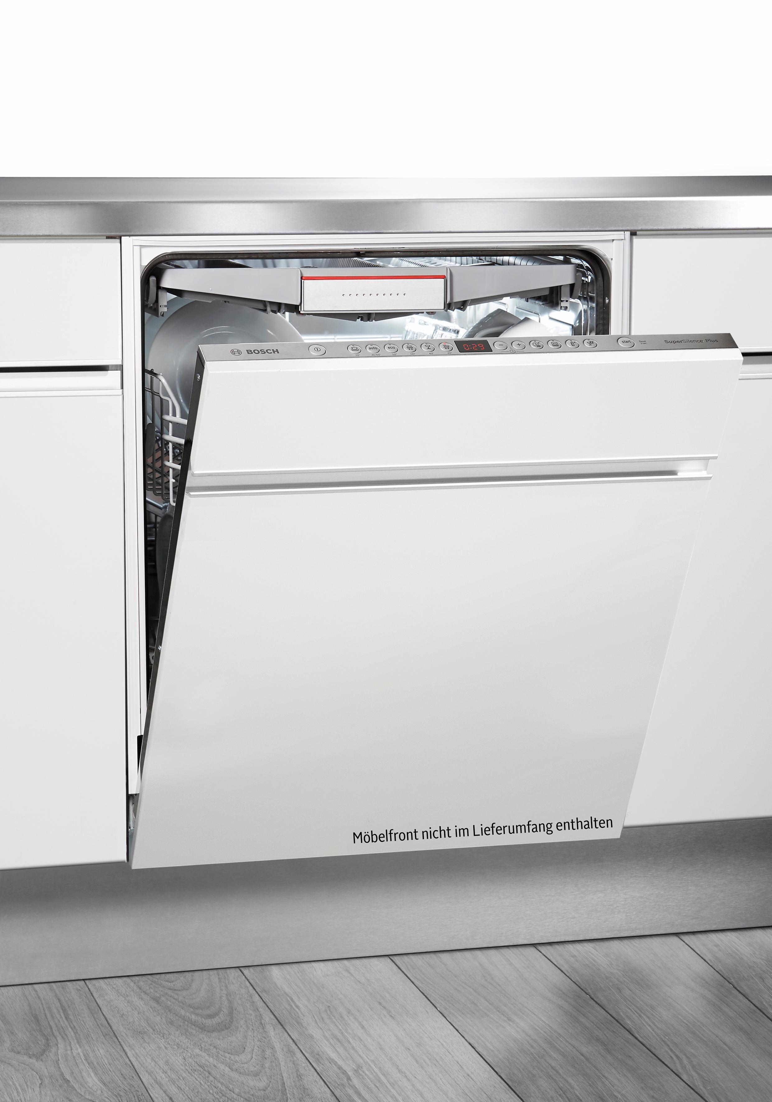 Bosch vollintegrierbar Einbaugeschirrspüler SMV69P50EU, A+++, 9,5 Liter, 14 Maßgedecke