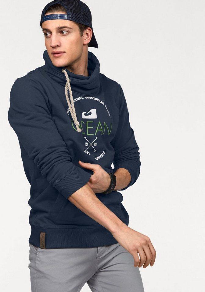Ocean Sportswear Sweatshirt in marine