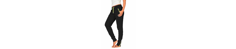 H.I.S Relaxhose mit neonfarbenem Zippern Günstig Kaufen Günstigsten Preis oQBCRYdBf