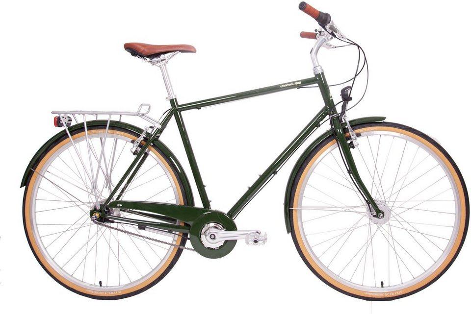 breezer herren trekkingbike 28 zoll 7 gang shimano. Black Bedroom Furniture Sets. Home Design Ideas