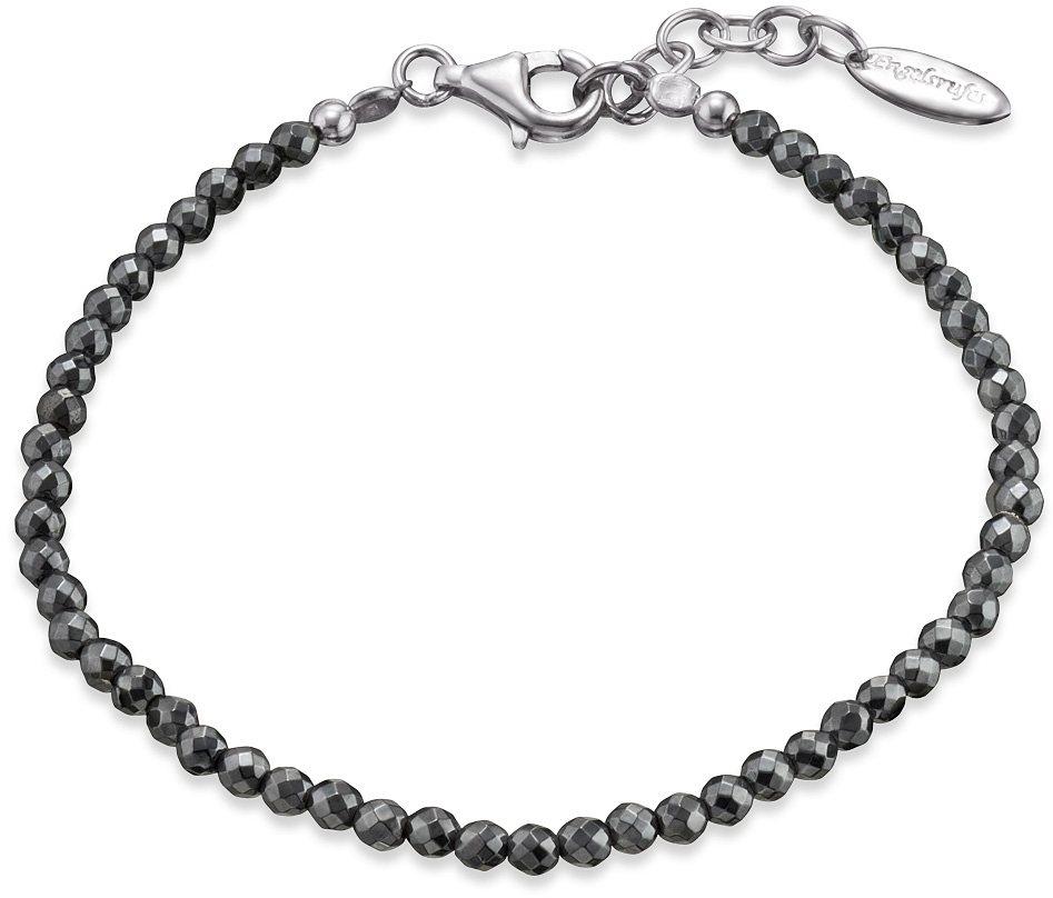 Engelsrufer Armband mit Hämatit, »ERB-20-HA« in Silber 925-grau