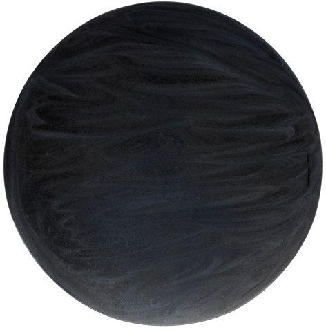 Engelsrufer Klanglinse, »Erde, ERS-EARTH-LUNA« in Schwarz