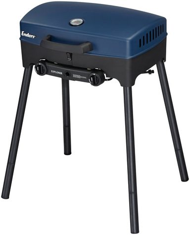 Gasgrill »Explorer Campinggrill« multifunktional