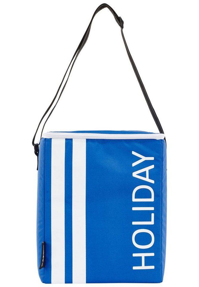CAMPZ Campingkühlbox & -Tasche »Soft Kühltasche 14 L« in blau