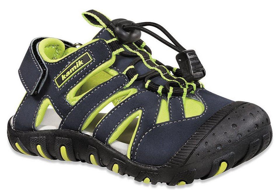 Kamik Sandalen »Oyster Shoes Kids« in blau