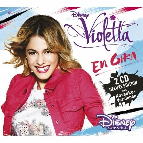 Audio CD »Various: Violetta: En Gira (Deluxe,Staffel...«