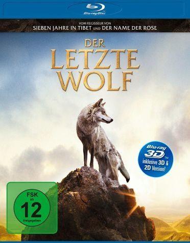 Blu-ray »Der letzte Wolf (Blu-ray 3D)«