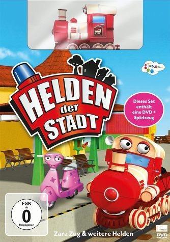 DVD »Helden der Stadt - Zara Zug & weitere Helden«