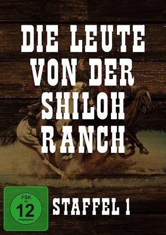 DVD »Die Leute von der Shiloh Ranch - Die erste...«