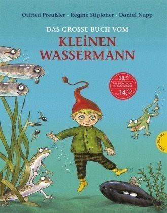 Gebundenes Buch »Das große Buch vom kleinen Wassermann«