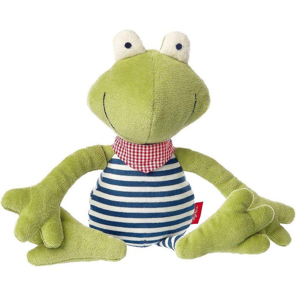 sigikid Spielfigur Frosch, Natural Love