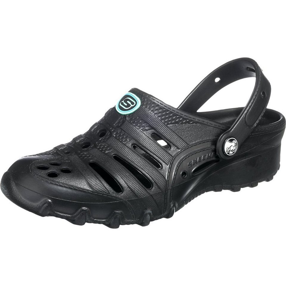 SKECHERS Step Ups Fly Abouts Clogs in schwarz