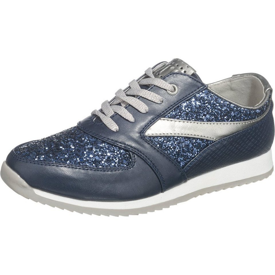 MARCO TOZZI Grono Sneakers in navy