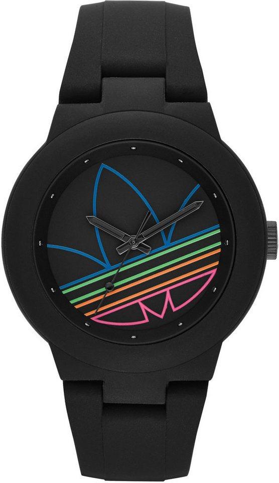 adidas Originals Quarzuhr »ABERDEEN, ADH3014« in schwarz