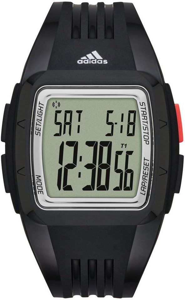 adidas Performance Chronograph »DURAMO, ADP3235« in schwarz
