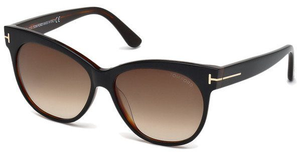 Tom Ford Damen Sonnenbrille »Saskia FT0330«