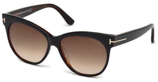 Tom Ford Damen Sonnenbrille »Saskia FT0330«