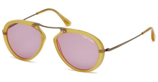 Tom Ford Herren Sonnenbrille »Aaron FT0473«