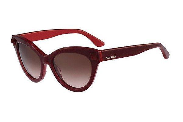Valentino Damen Sonnenbrille » V683S« in 613 -  rot