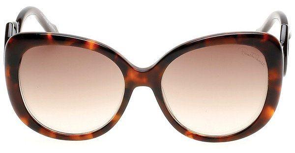 Roberto Cavalli Damen Sonnenbrille » RC911S« in 52F - braun/braun