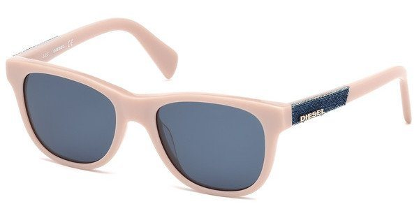 Diesel Kinderbrillen Sonnenbrille » DL0200« in 72V - rosa/blau