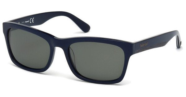 Timberland Herren Sonnenbrille » TB9061« in 90D - blau/grau