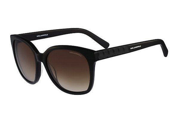 KARL LAGERFELD Damen Sonnenbrille » KL865S« in 001 - schwarz