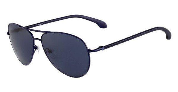 Calvin Klein Sonnenbrille » CK1184S« in 243 - blau